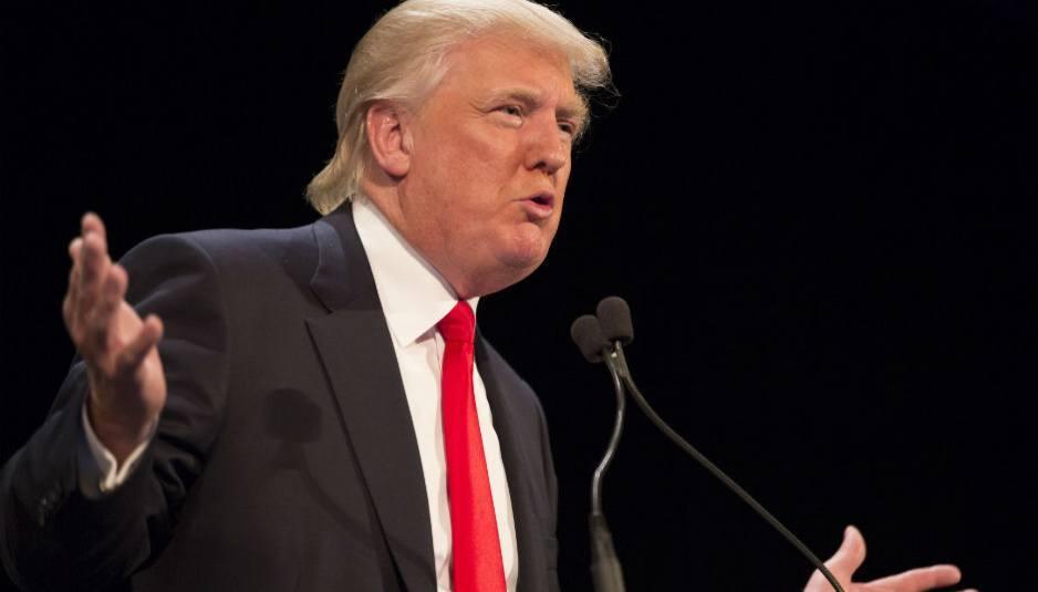 Donald Trump GOP nomination Republican president 2016