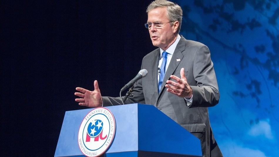 Jeb Bush 2016 President candidate