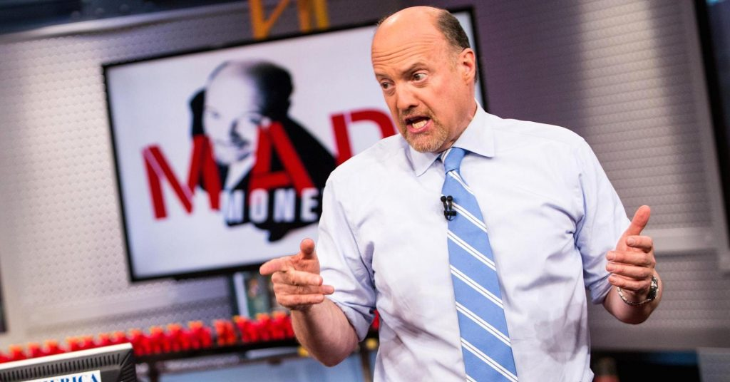 Jim Cramer Mad Money CNBC merger rumor