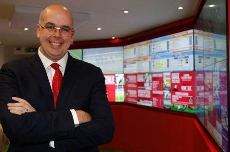 Jim Mullen Ladbrokes CEO, Gala Coral Merger