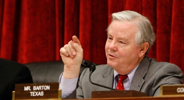 Joe Barton Internet Poker Freedom Act 2015