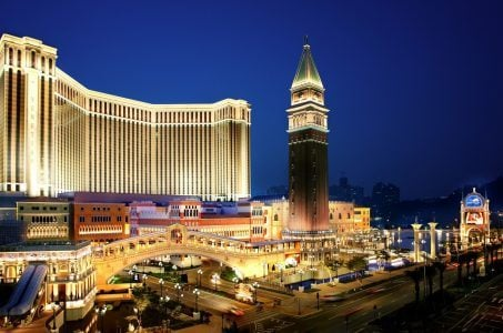 Macau casinos May revenues down