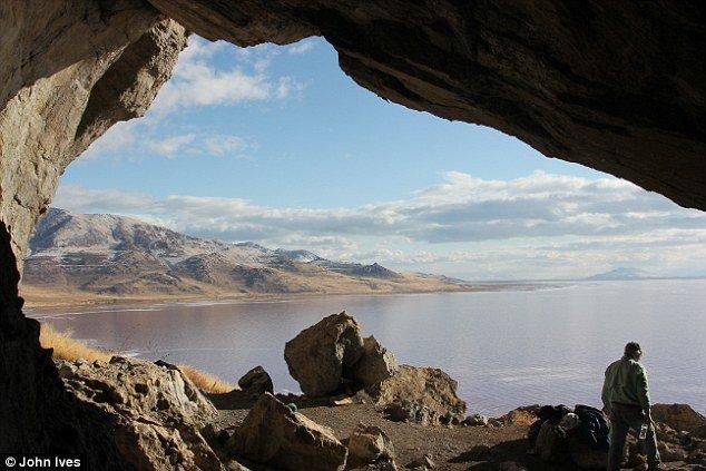 Promontory Indian casino Great Salt Lake Utah
