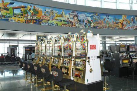 Pennsylvania airport slot machine bill