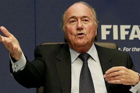 Sepp Blatter FIFA scandal Interpol