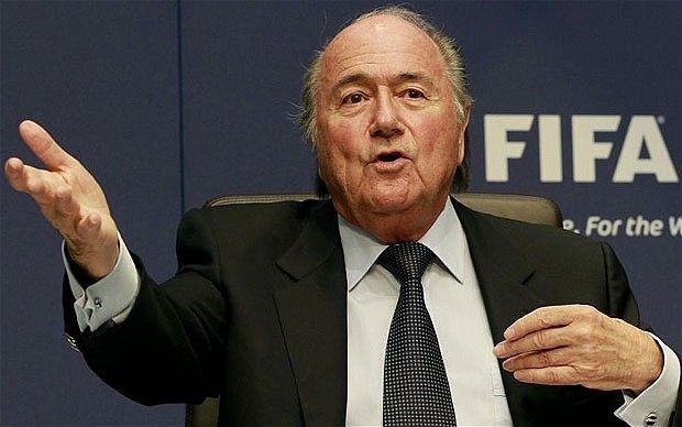 Sepp Blatter FIFA scandal Interpol