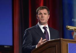 Geoff Freeman, AGA president, IRS hearing