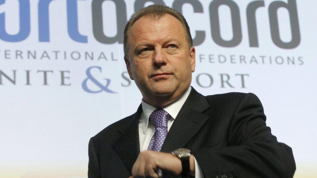 SportAccord IOC suspension Marius Vizer