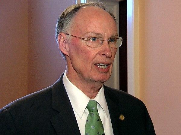 Alabama gambling General Fund Gov. Bentley State Sen. Del Marsh