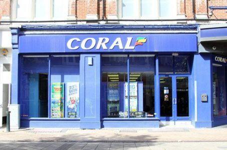 Ladbrokes Gala Coral bookmaker merger