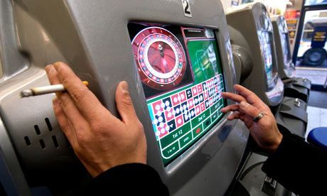 Glasgow self-exclusion, fixed odds betting terminals, UK bookmakers