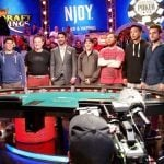 November Nine Set for World Series of Poker Main Event, But No Daniel Negreanu