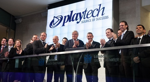 Playtech, AvaTrade, Optimal, Skrill, Jackpot Digital, PokerTek