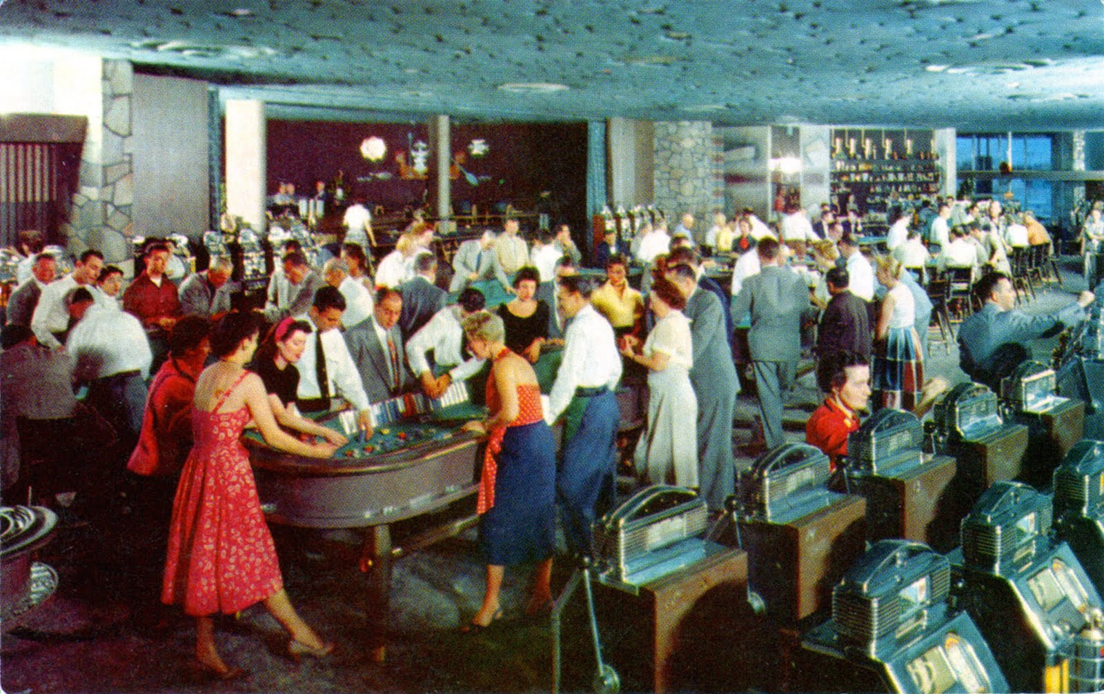 1950s gambling noth carolina casino