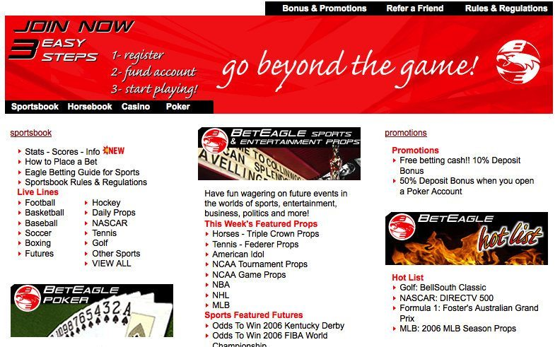 Graziano sports betting sentence Beteagle