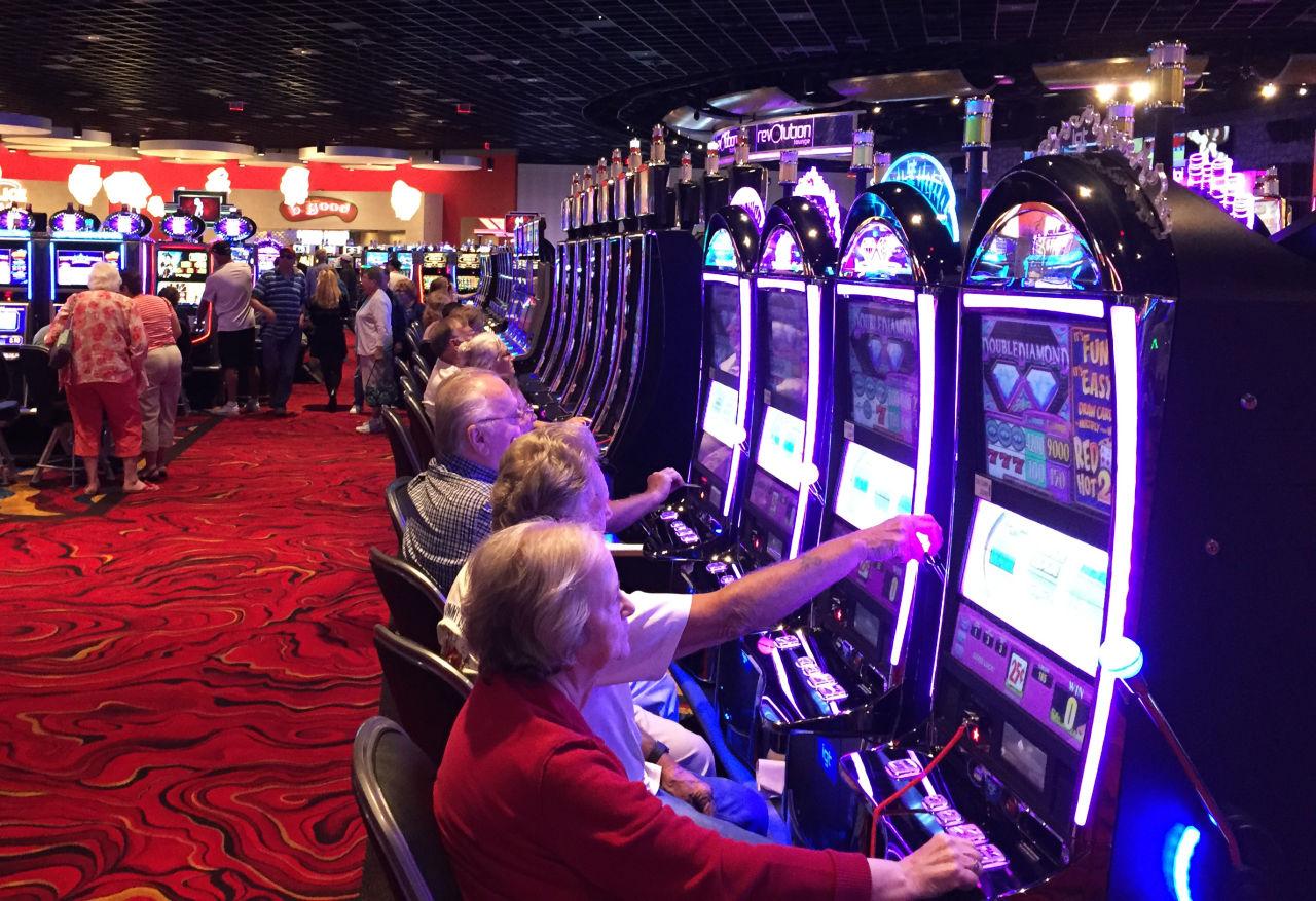 park casino
