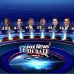First GOP Debate Roster to Feature Donald Trump Front and Center