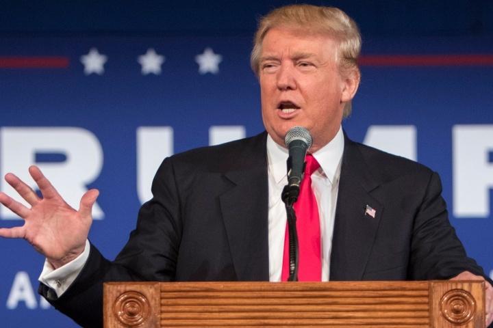 GOP debates Donald Trump