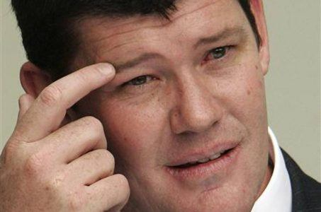 James Packer Crown Resorts resignation