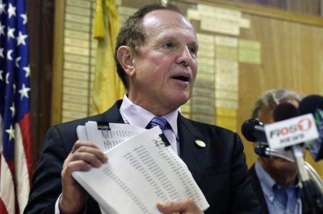 NJ State Senator Ray Lesniak running for Governor