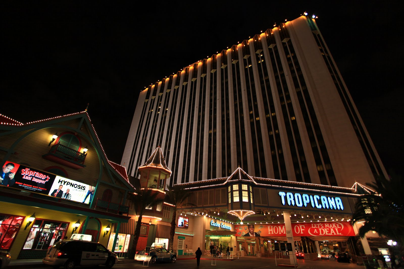 tropicana las vegas casino hotel resort