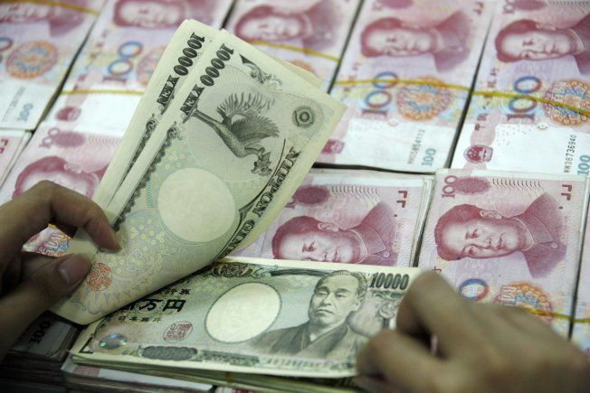 Yuan devalued Asian casino markets affected
