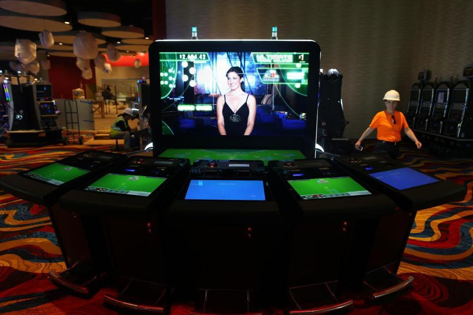 New York casinos electronic blackjack