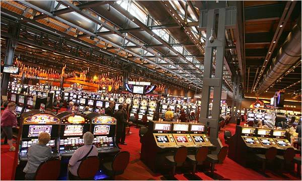 Sands Bethlehem stadium seated gambling