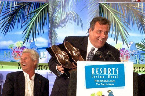 Atlantic City casinos Chris Christie PILOT legislation