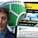 Paddy Power Betfair Marriage to Unite Two Wealthy Corporate Kingdoms