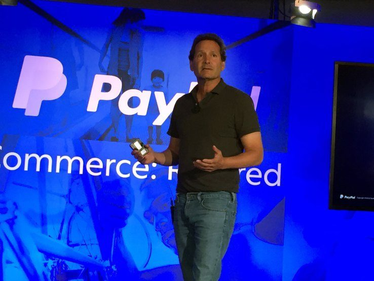 Dan Schulman PayPal CEO US Test markets