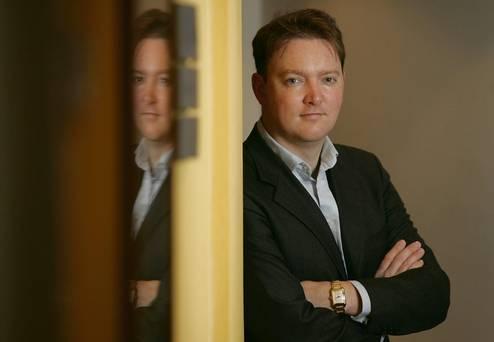 GAN CEO Dermot Smurfit revenues decline