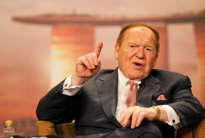 LVS and Sheldon Adelson quit Florida
