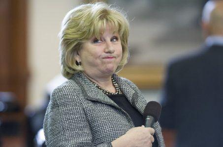 Texas State Senator Jane Nelson racing controversy
