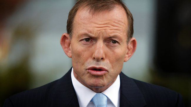 Tony Abbott PM Australia online gambling law review