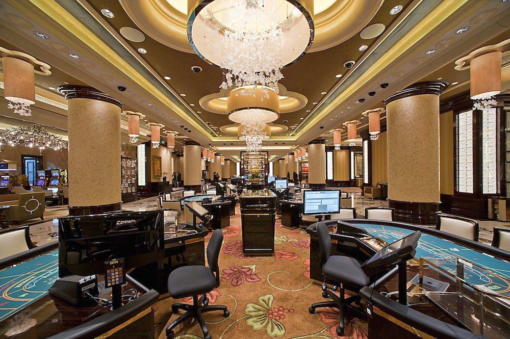 Wynn Macau junket operator theft