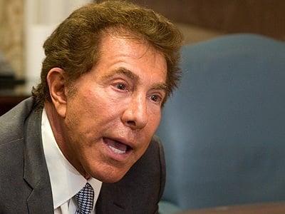 Wynn sues for libel in Massachusetts