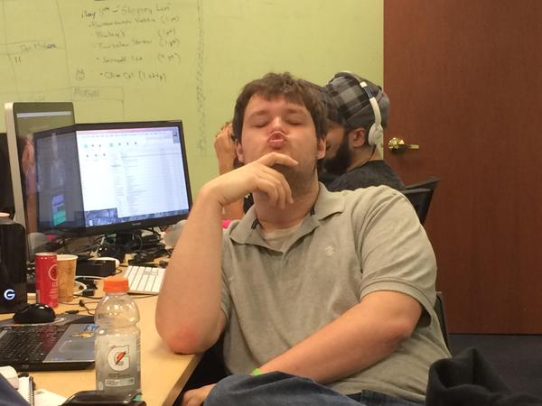 DraftKings employee Ethan Haskell