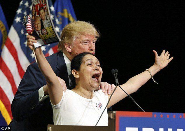 Donald Trump Las Vegas rally