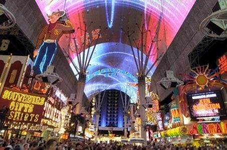 Downtown Las Vegas revival low room rates