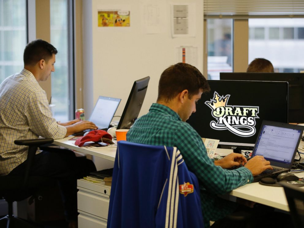 Draft Kings Fanduel insider trading scandal