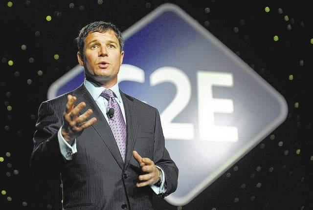 Geoff Freeman AGA G2E illegal gambling keynote