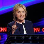 Hillary Clinton Frontrunner Status Reinforced at First Democratic Debate in Las Vegas