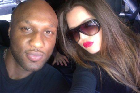 Lamar Odom life support Khloe Kardashian