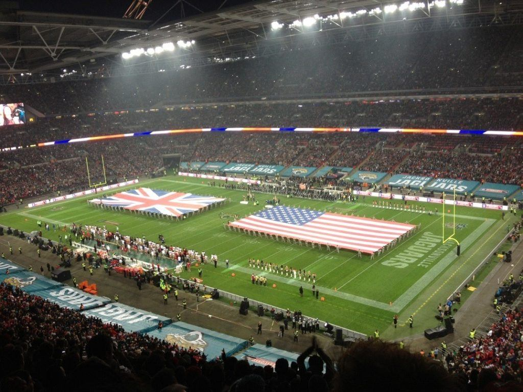 NFL defends anti-sports betting stance after London games