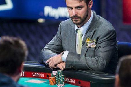Max Steinberg DraftKings WSOP