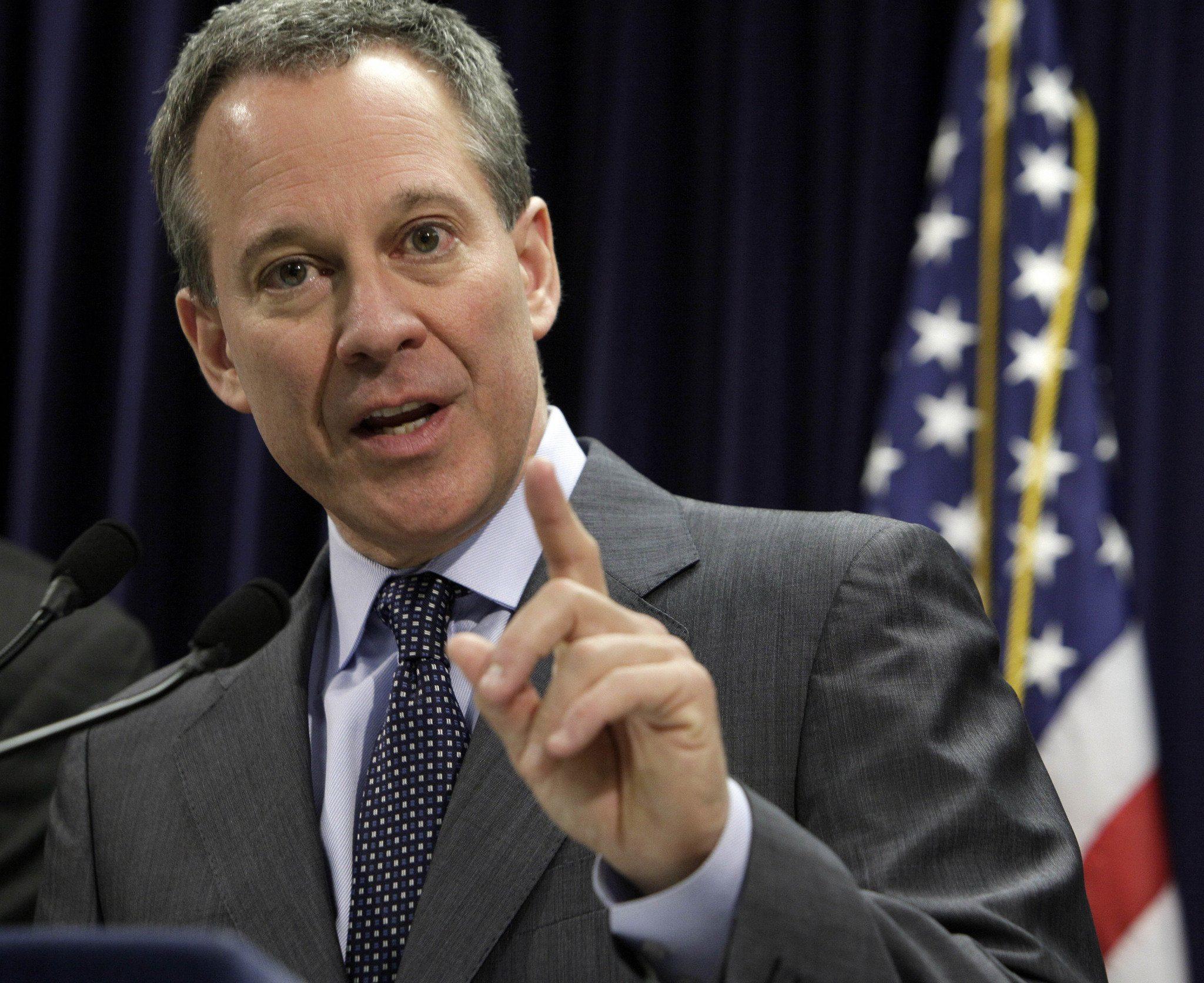 NY AG Eric Schneiderman DFS fraud