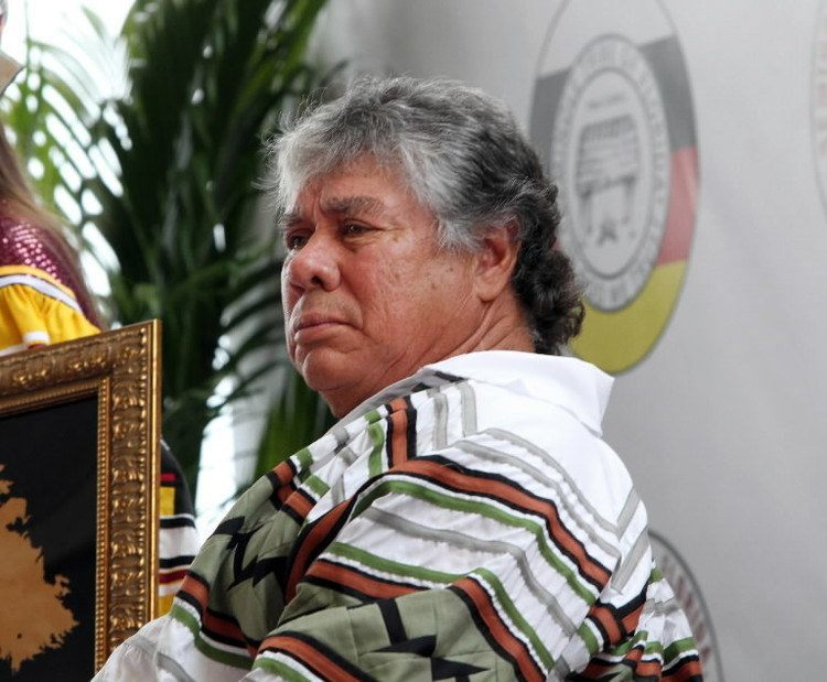 Seminole Tribe James Billie Florida blackjack rights
