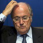 FIFA president Sepp Blatter corruption soccer football World Cup