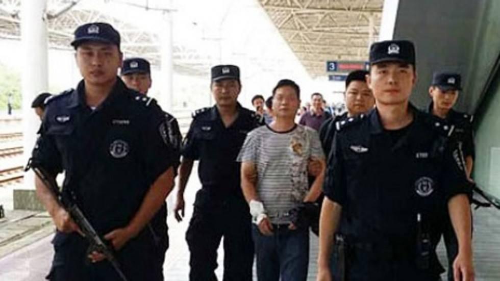 Chinese gambling syndicate bust